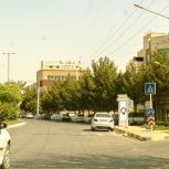 لایت باکس چهاروجهی خیابان دانش