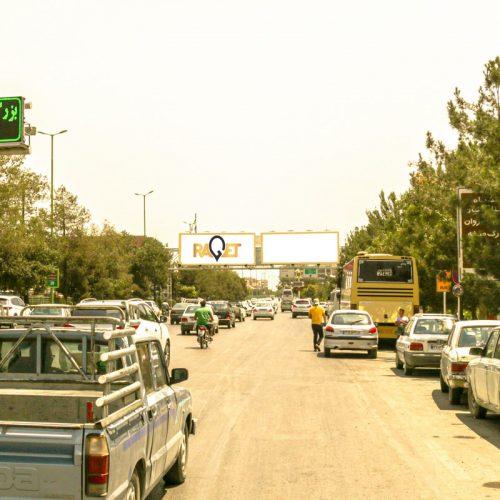 پل عابر پیاده امام خمینی- دروازه تهران – 2