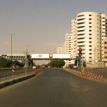 پل عابر پیاده اتوبان ذوب آهن – کوی امیریه -2