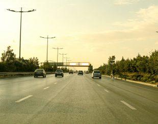 پل عابر پیاده اتوبان دستجردی – مرکز آموزش وطن پور